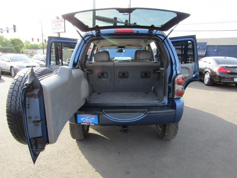 Jeep Liberty 2006 price $7,977