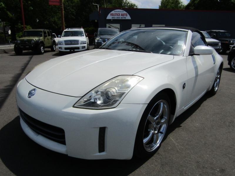 Nissan 350 Z 2006 price $9,477