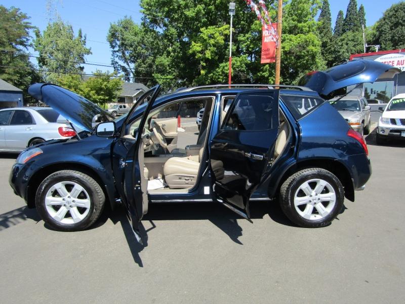 Nissan Murano 2006 price $8,477