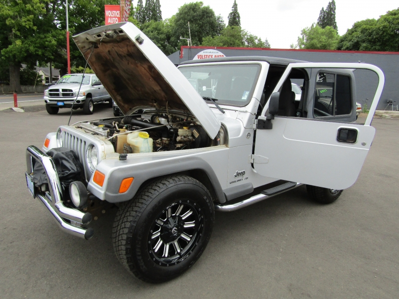 Jeep Wrangler 2005 price $16,977