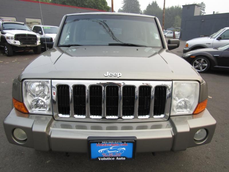 Jeep Commander 2006 price $7,977