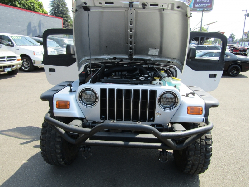 Jeep Wrangler 2004 price $16,477