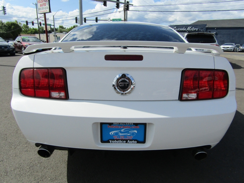 Ford Mustang 2008 price $18,477