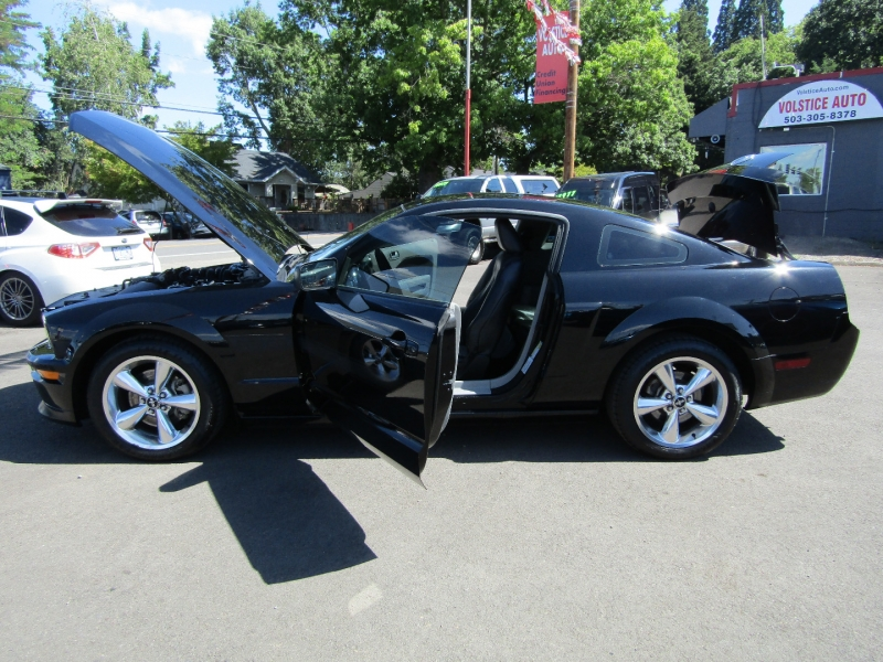 Ford Mustang 2007 price $12,977