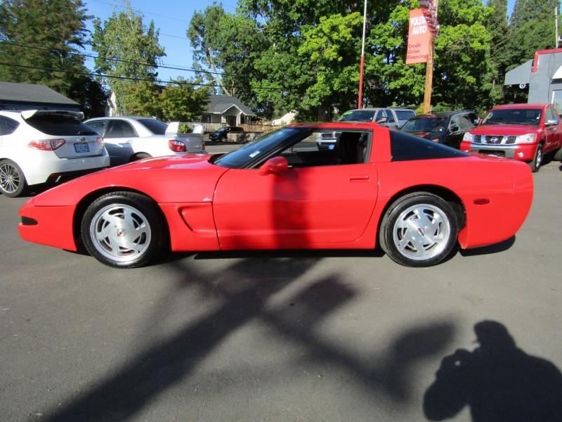 Chevrolet Corvette 1988 price $8,977