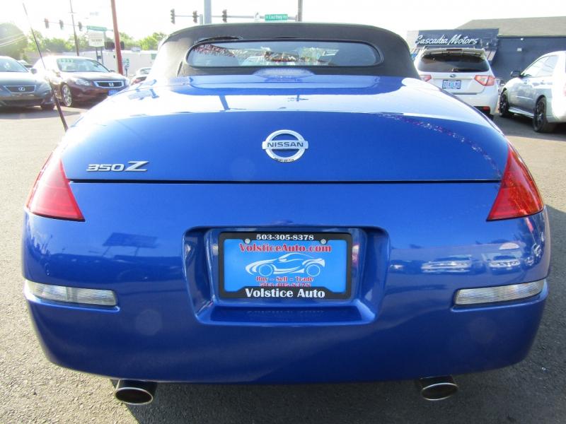 Nissan 350 Z 2007 price $12,977