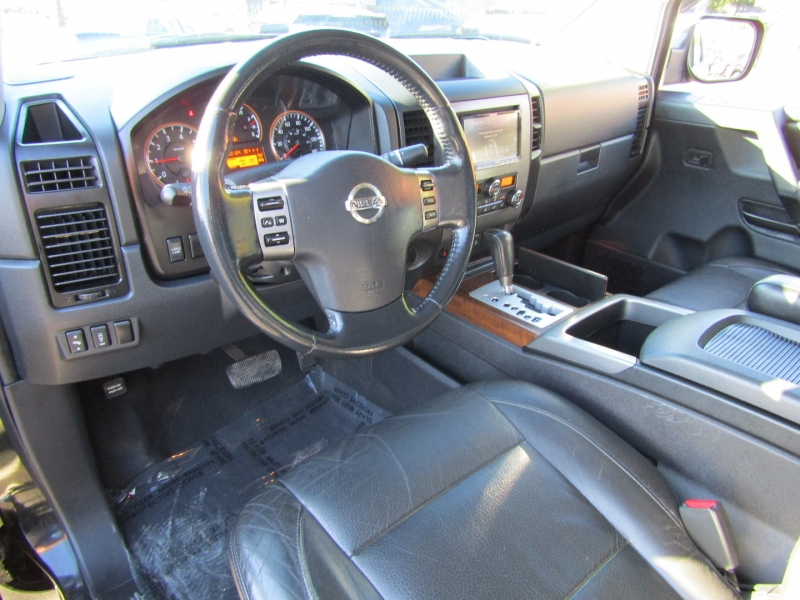 Nissan Titan 2008 price $11,977