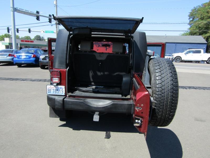 Jeep Wrangler 2007 price $15,977