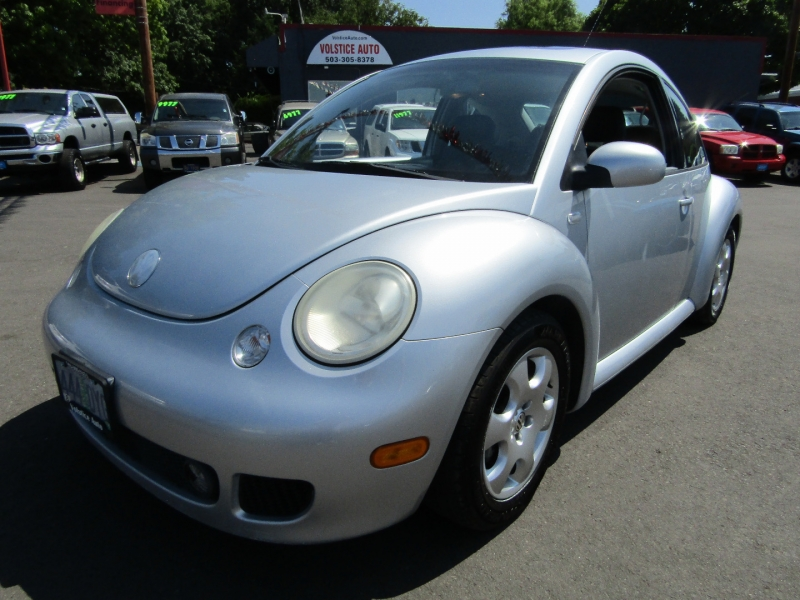 Volkswagen New Beetle Coupe 2003 price $5,977