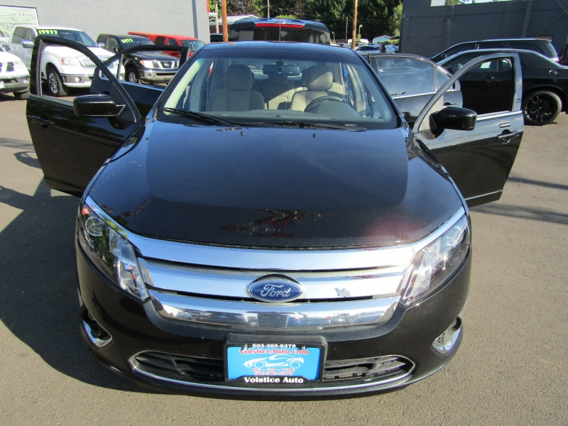 Ford Fusion 2010 price $8,477