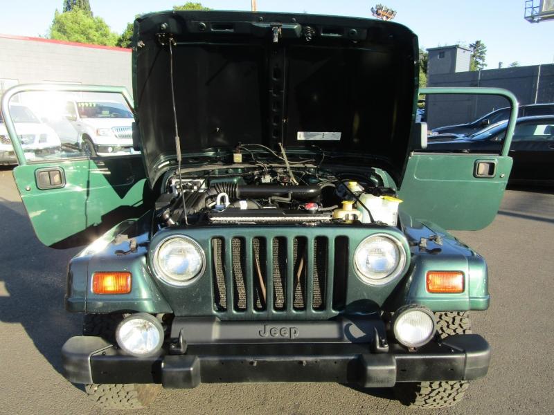 Jeep Wrangler 1999 price $12,977