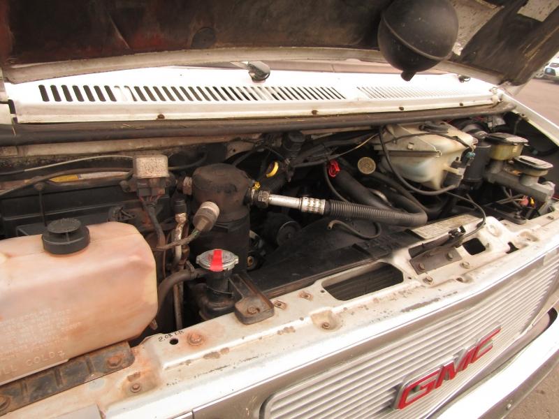 GMC Vandura 1993 price $7,977