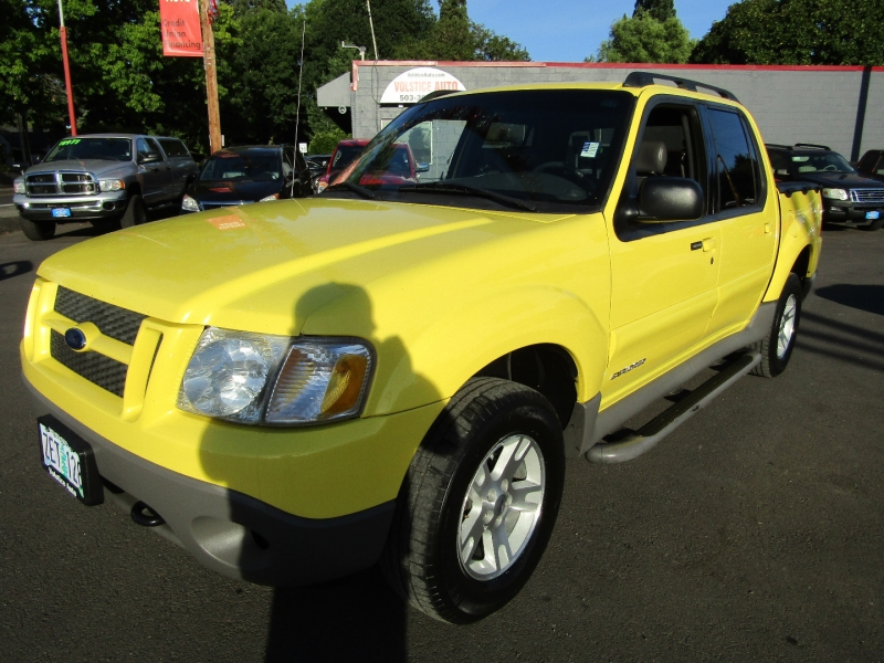 Ford Explorer Sport Trac 2002 price $5,977