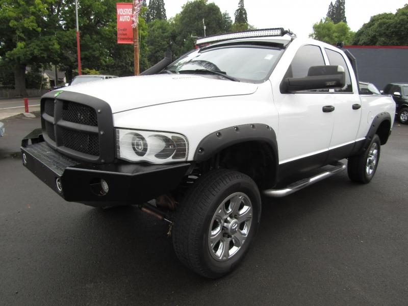 Dodge Ram 2500 2005 price $16,977