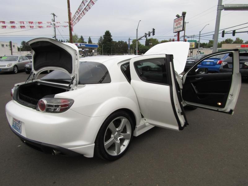 Mazda RX-8 2005 price $7,977