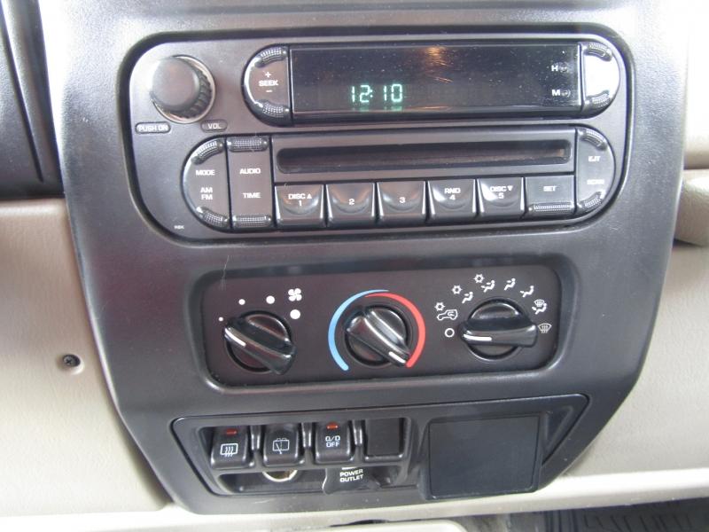 Jeep Wrangler 2005 price $16,977