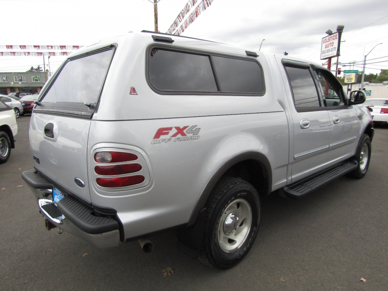 Ford F-150 2002 price $9,977
