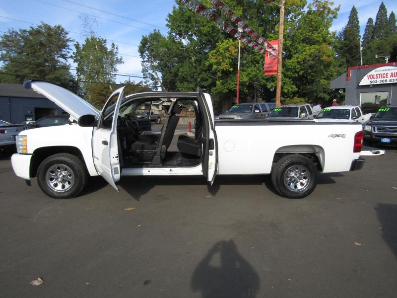 Chevrolet Silverado 1500 2011 price $8,977