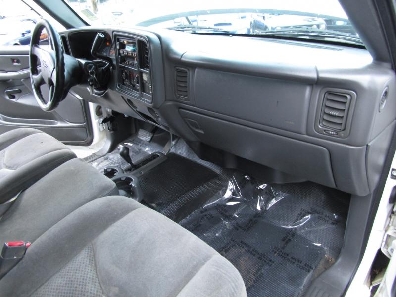 Chevrolet Silverado 2500HD Classic 2007 price $5,977
