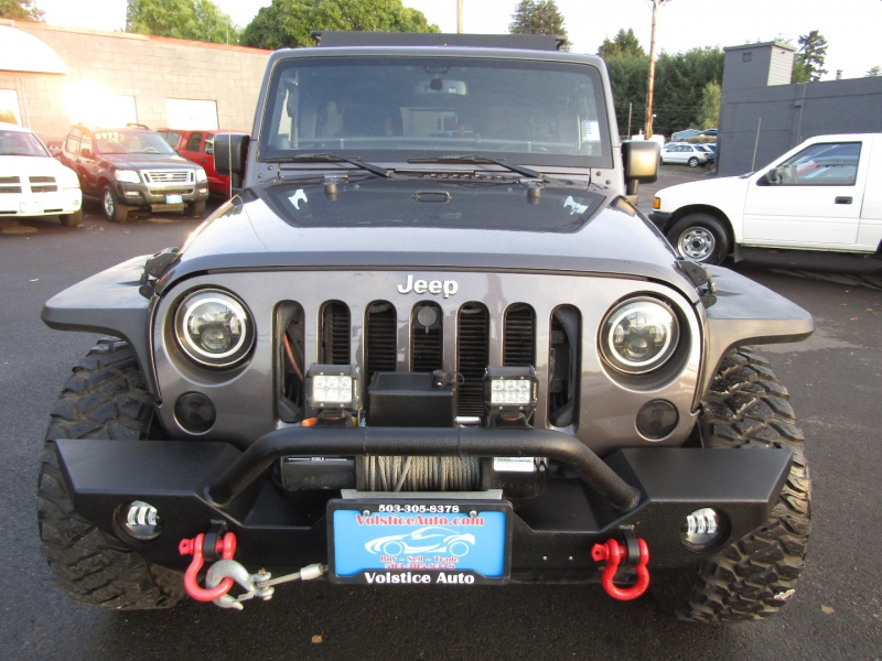 Jeep Wrangler Unlimited 2014 price $36,977
