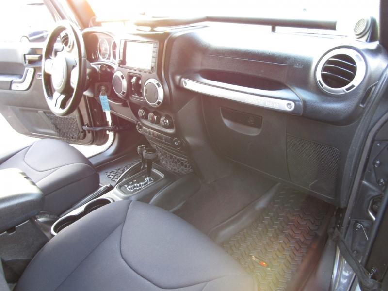 Jeep Wrangler Unlimited 2014 price $36,977