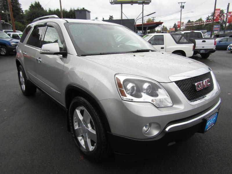 GMC Acadia 2008 price $11,977