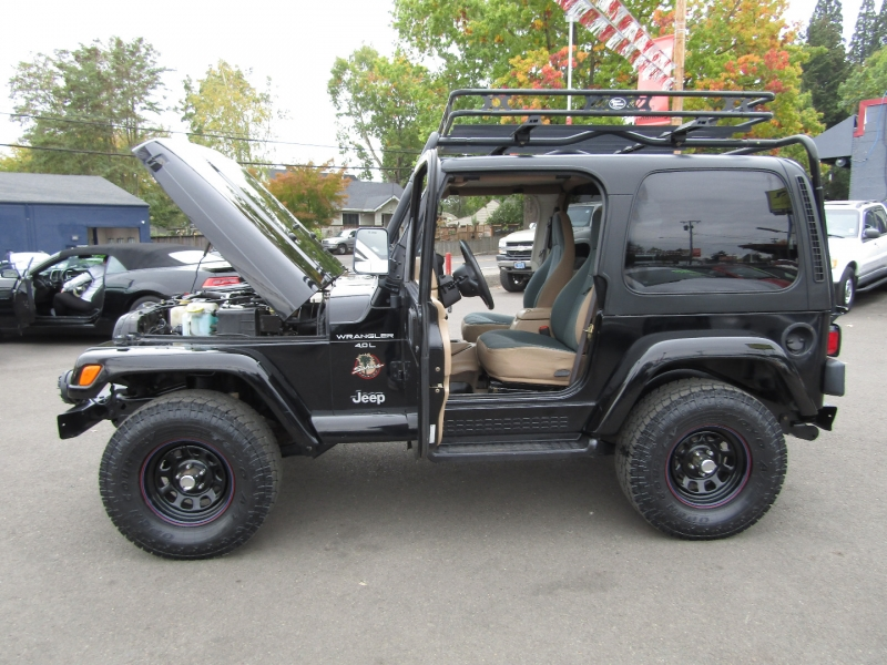 Jeep Wrangler 2000 price $14,977