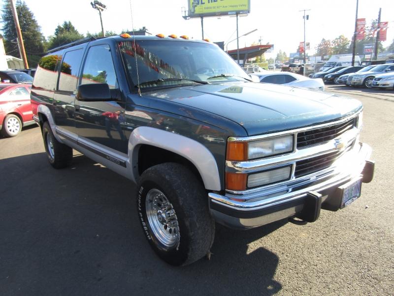 Chevrolet Suburban 1994 price $3,977