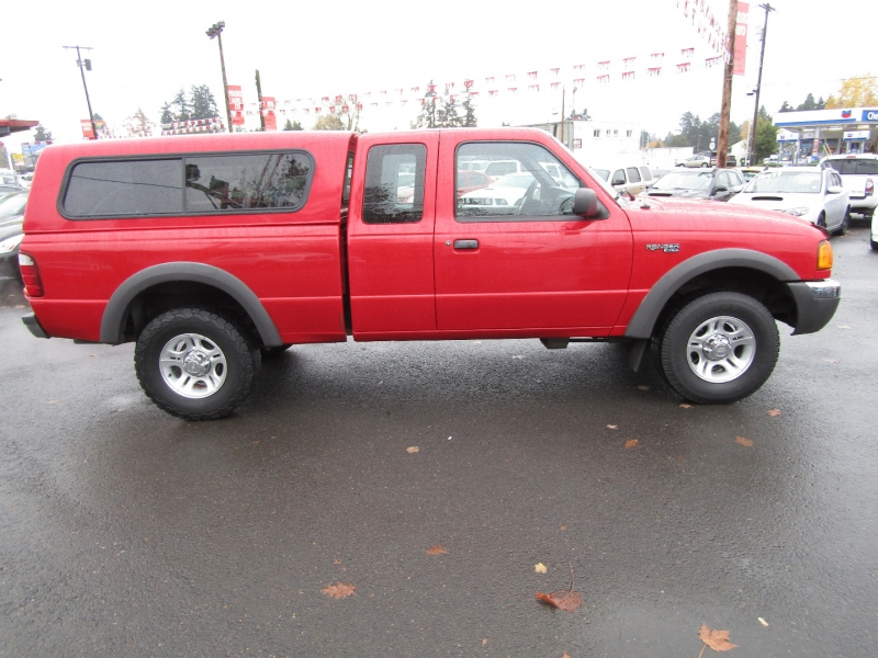 Ford Ranger 2001 price $8,977