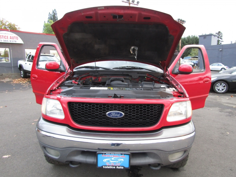 Ford F-150 2002 price $6,977