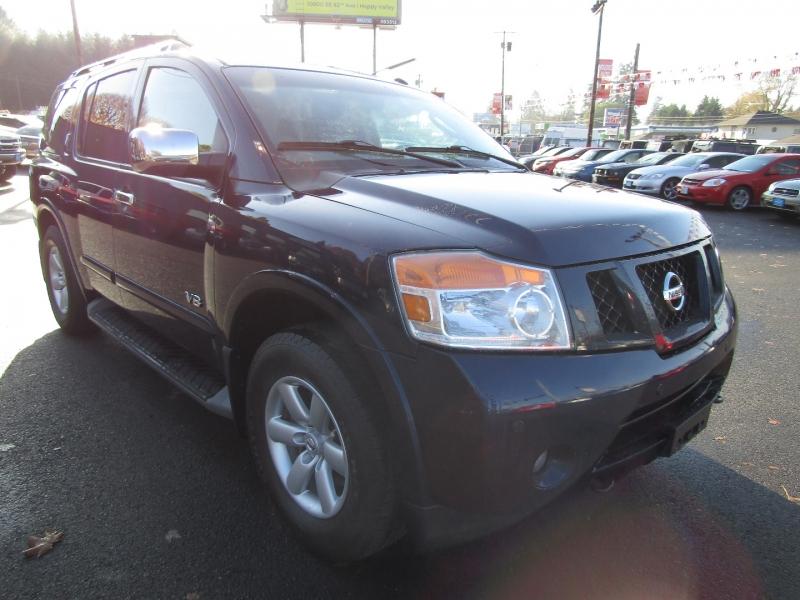 Nissan Armada 2008 price $11,977