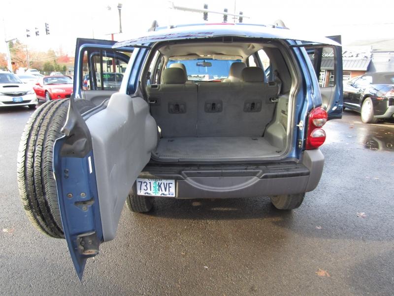 Jeep Liberty 2006 price $3,977