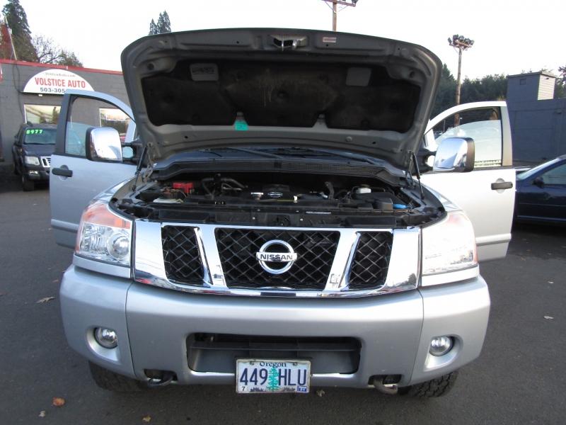 Nissan Titan 2011 price $18,977