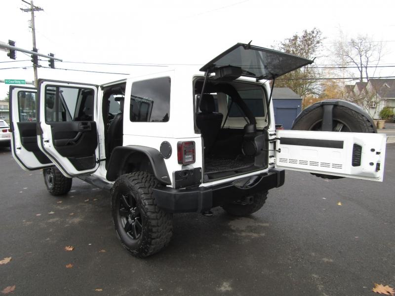 Jeep Wrangler Unlimited 2014 price $31,477