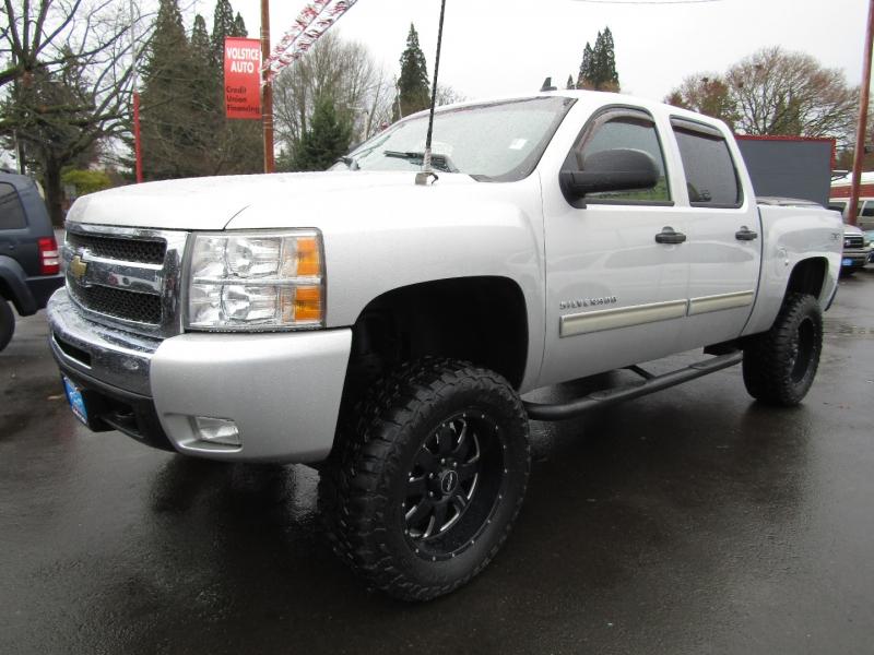 Chevrolet Silverado 1500 2011 price $13,977
