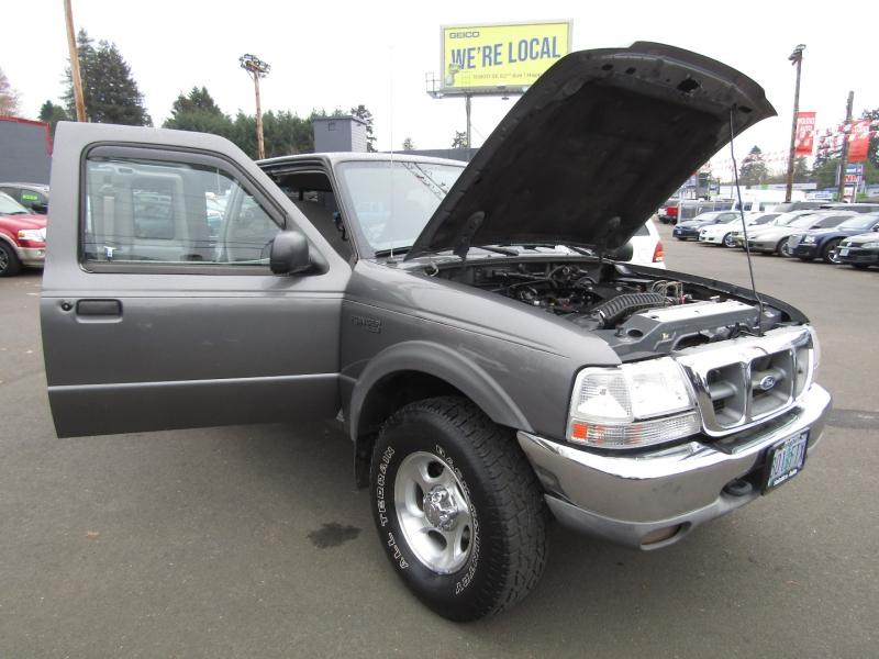 Ford Ranger 1999 price $7,477
