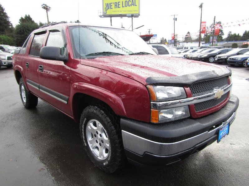 Chevrolet Avalanche 2005 price $13,977