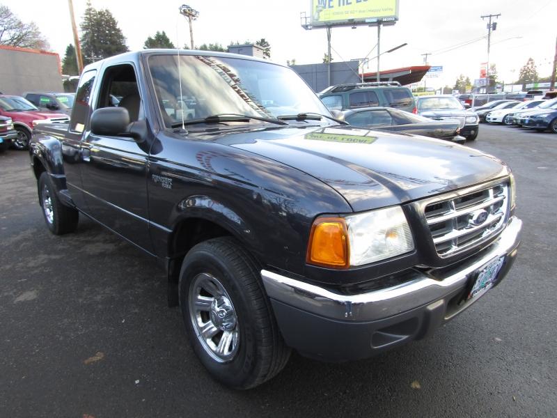 Ford Ranger 2002 price $4,477