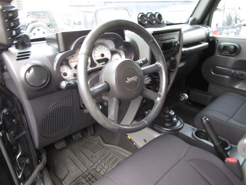 Jeep Wrangler Unlimited 2009 price $20,977