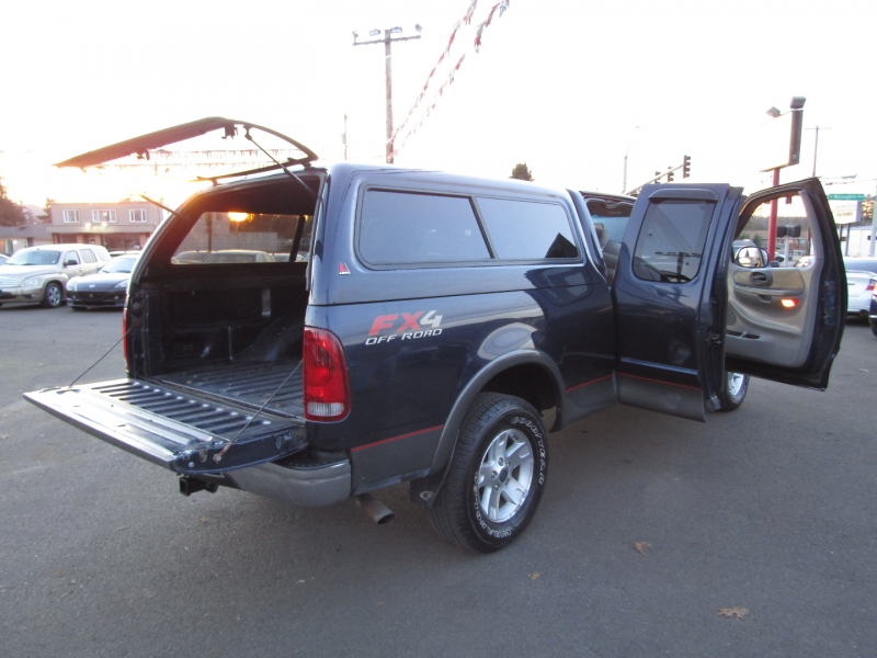 Ford F-150 2002 price $7,977