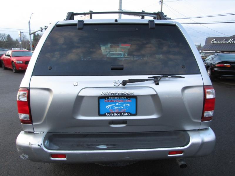 Nissan Pathfinder 2002 price $5,477