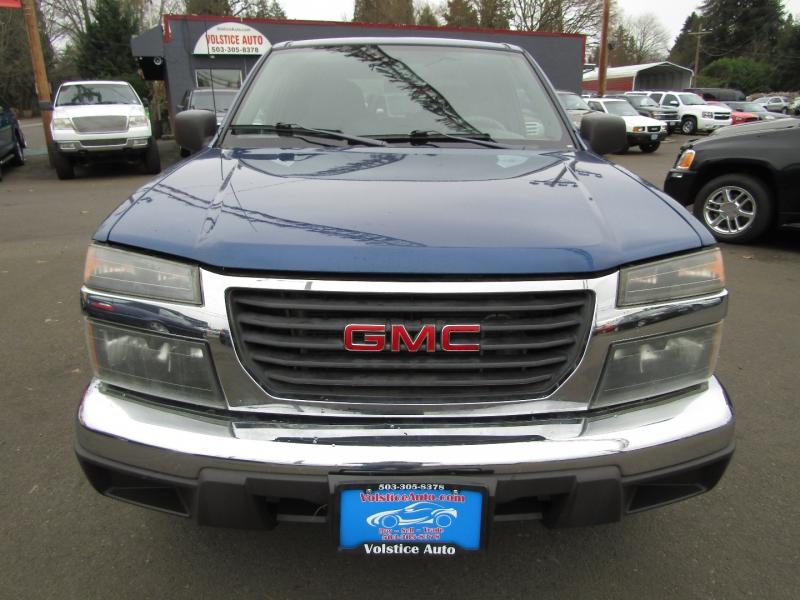 GMC Canyon 2006 price $8,977