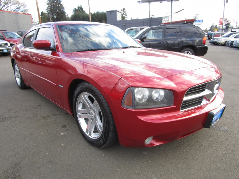 Dodge Charger 2006 price $8,977