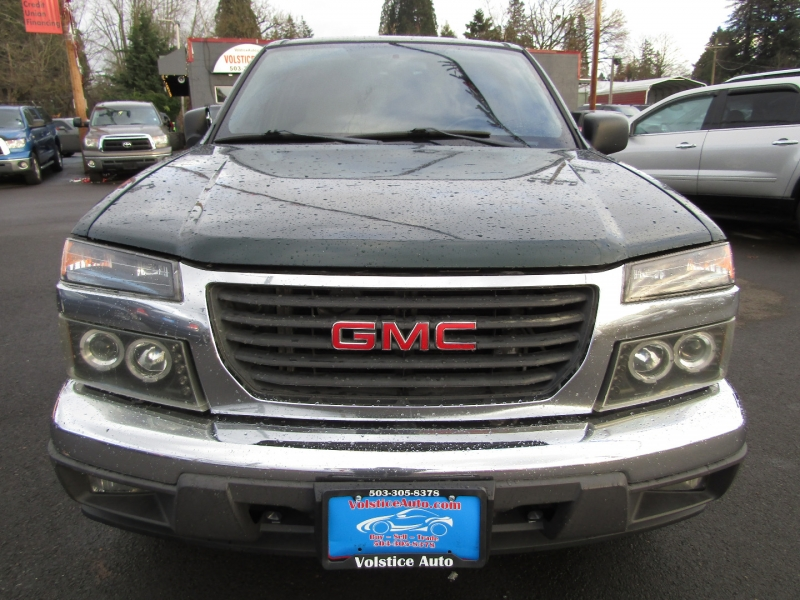 GMC Canyon 2004 price $6,977