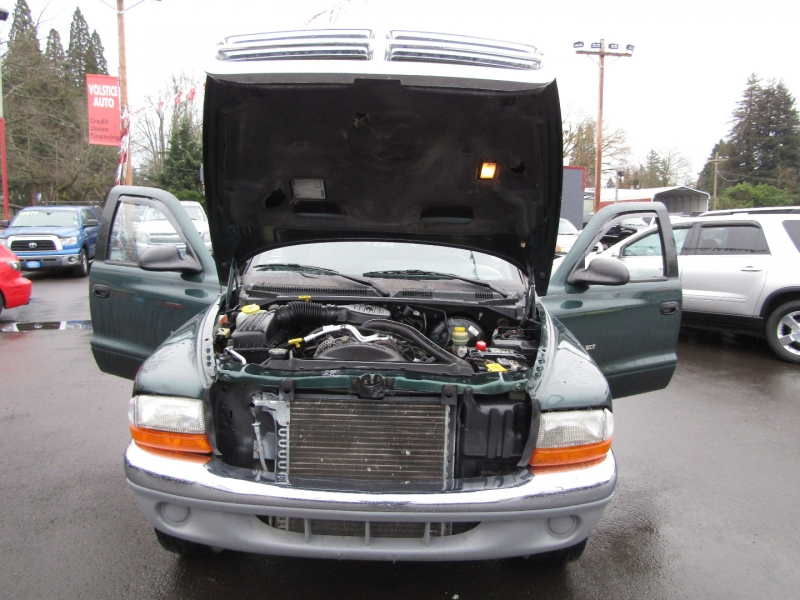 Dodge Dakota 1998 price $7,977