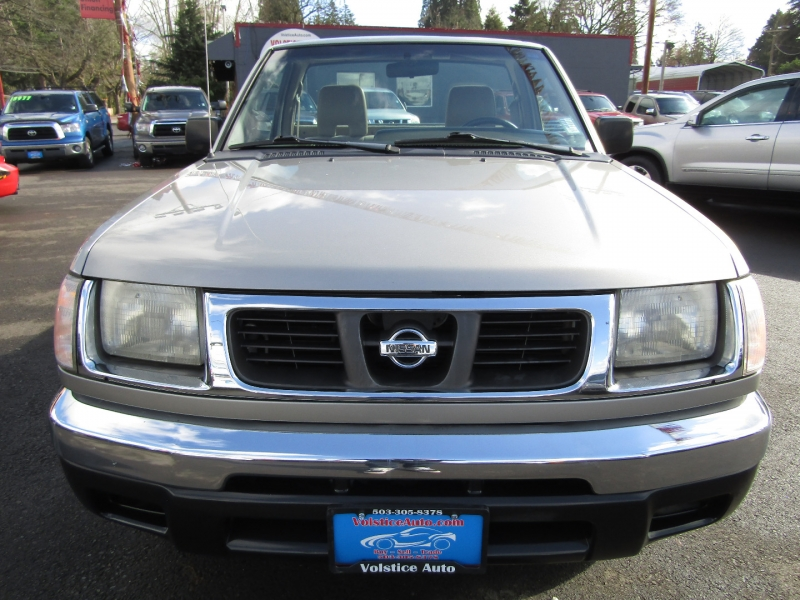 Nissan Frontier 2WD 2000 price $8,977