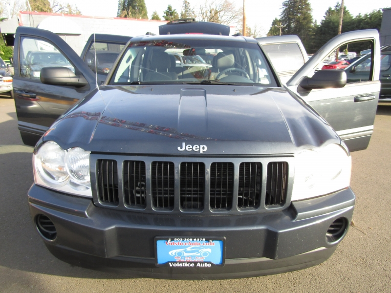 Jeep Grand Cherokee 2007 price $8,977