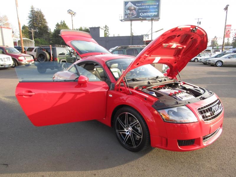 Audi TT 2006 price $9,977