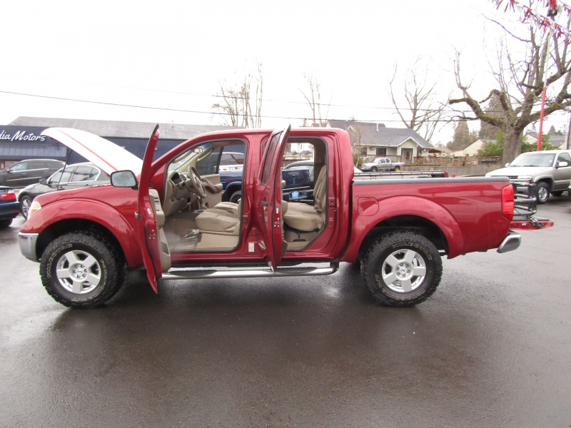 Nissan Frontier 2007 price $8,977