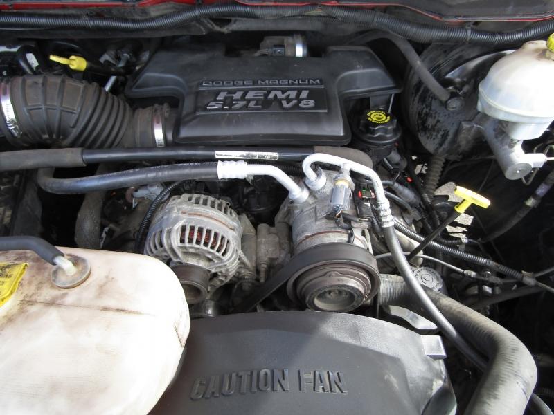 Dodge Ram 1500 2004 price $8,977